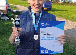 Junior Canal Championships 2020