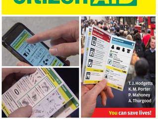 citizenAID to showcase initiative at World's leading security and defence event