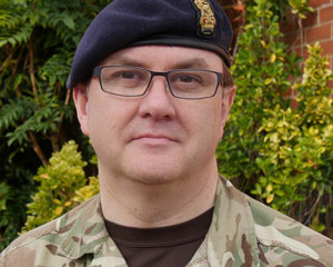 Brigadier Hodgetts explains the origins of citizenAID