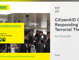 citizenAID FREE one day conference