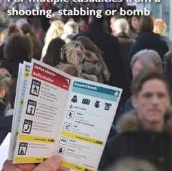 citizenAID Pocket Guide evaluated by retail industry leaders