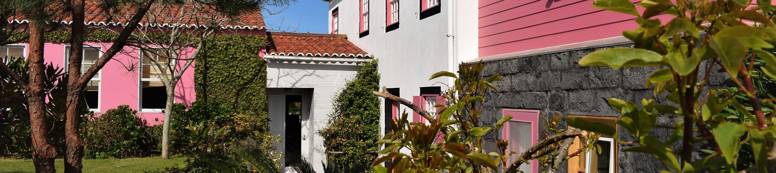 Quinta da Meia Eira - prédio Principal