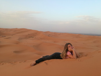 Carol no Deserto
