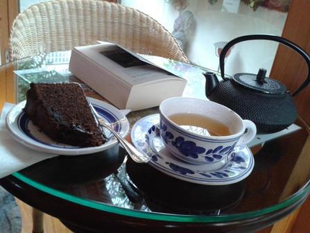 Chá com Bolo