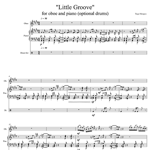 Little Groove with Play Along