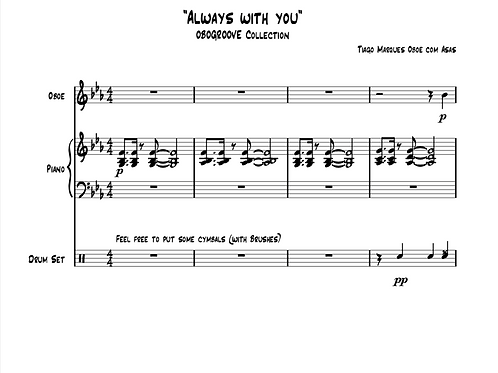 Always with You com Play Along