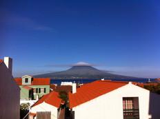 Vista do Terraço para o Pico