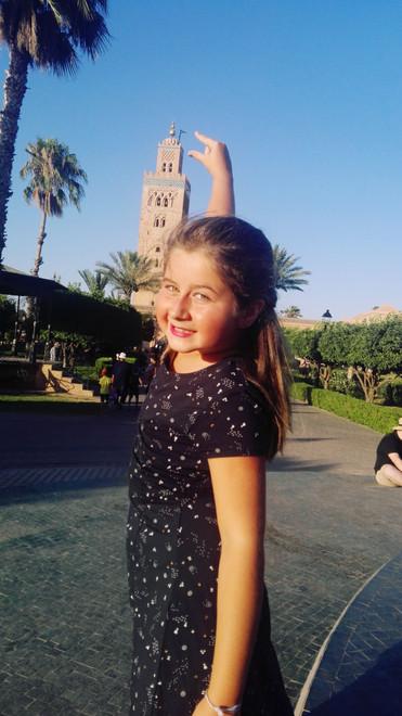 Caro em Marrocos