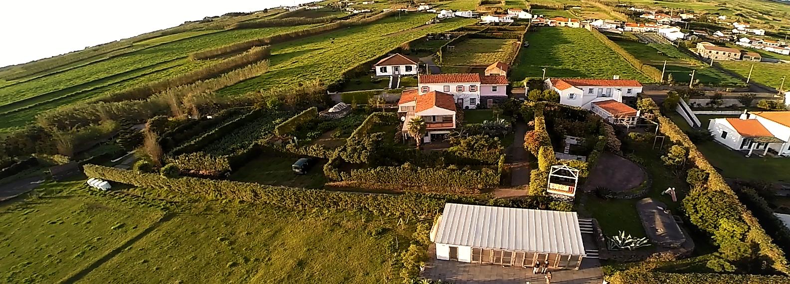 Quinta da Meia Eira - Vista Drone