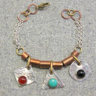 Drop shape Bracelet