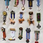 Ruth Kirkpatrick Hanlon Medals