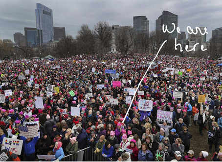 This is what democracy looks like