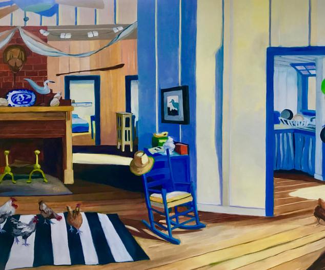Joanne Bergen, Hen House