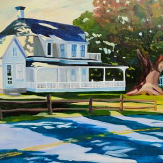 Joanne Bergen,  Dukes County Road