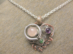 Sterling heart painting necklace.JPG
