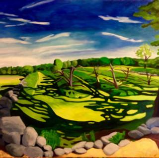 Joanne Bergen,  Eric's Field
