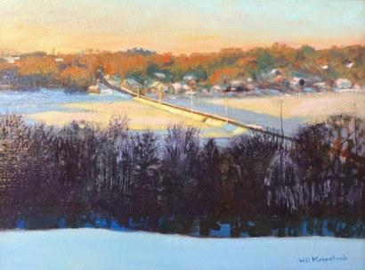 Will Kirkpatrick, Fort Meadow Overlook