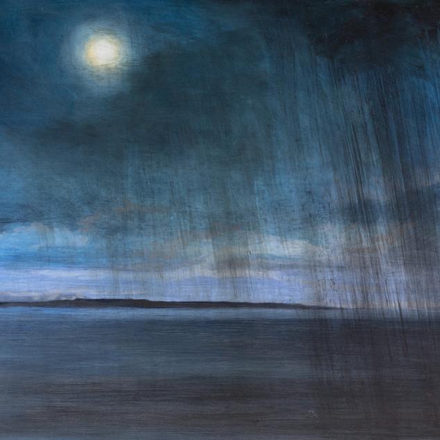 Cynthia Woehrle Moon Rain