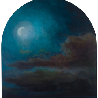 Cynthia Woehrle Waning Moon Waxing Eternel