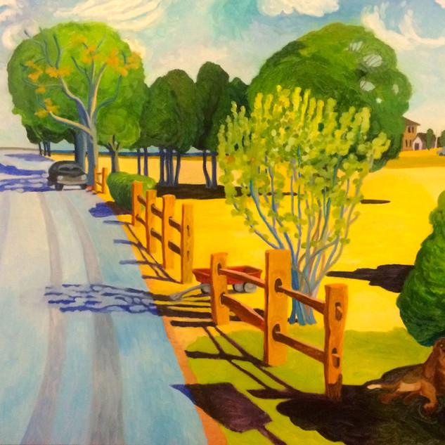 Joanne Bergen,  Road to the Beach