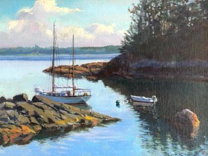 Will Kirkpatrick, Blue Hill Anchorage