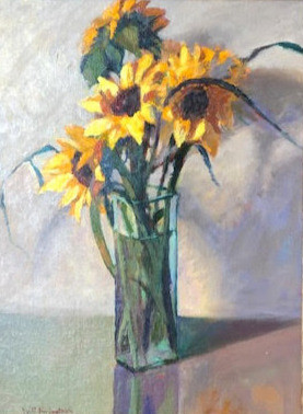 Will Kirkpatrick Sunflowers