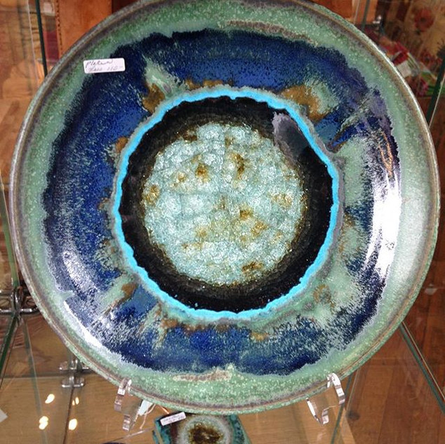 Back by popular demand! Bowls, platters,