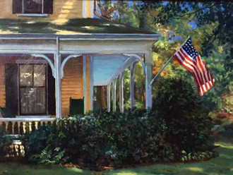 TONIGHT'S THE NIGHT! Wine and Cheese Artist's Reception Thursday April 27, 6 - 8 Please Join