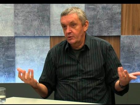 Nota de Pesar pelo falecimento do professor Miroslav Milovic