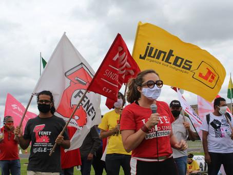 Semana de lutas contra a Reforma Administrativa e pela democracia nas IFES