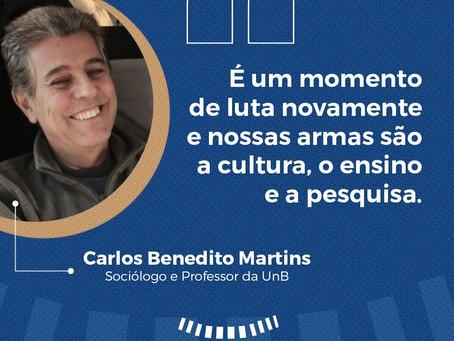 """Para sociólogo, Bolsonaro promove processo de """"incivilização"""" no Brasil"""