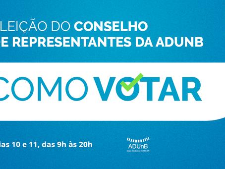 Eleição CR: saiba como votar.
