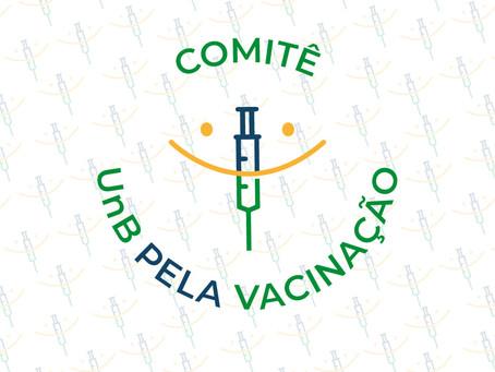 Comitê da UnB lança manifesto pela vacinação contra a Covid-19