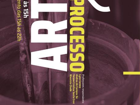 Arte em Processo: exposição rápida do IDA acontece hoje na ADUnB