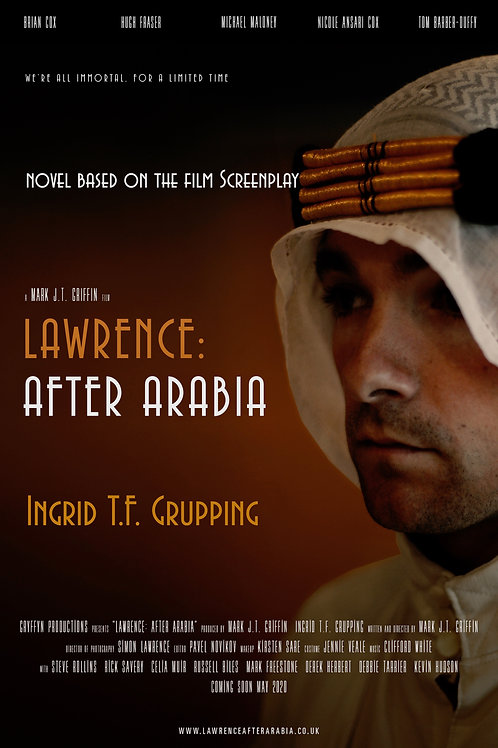 Novel of the Film - Lawrence After Arabia