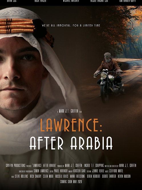 DVD - Lawrence: After Arabia