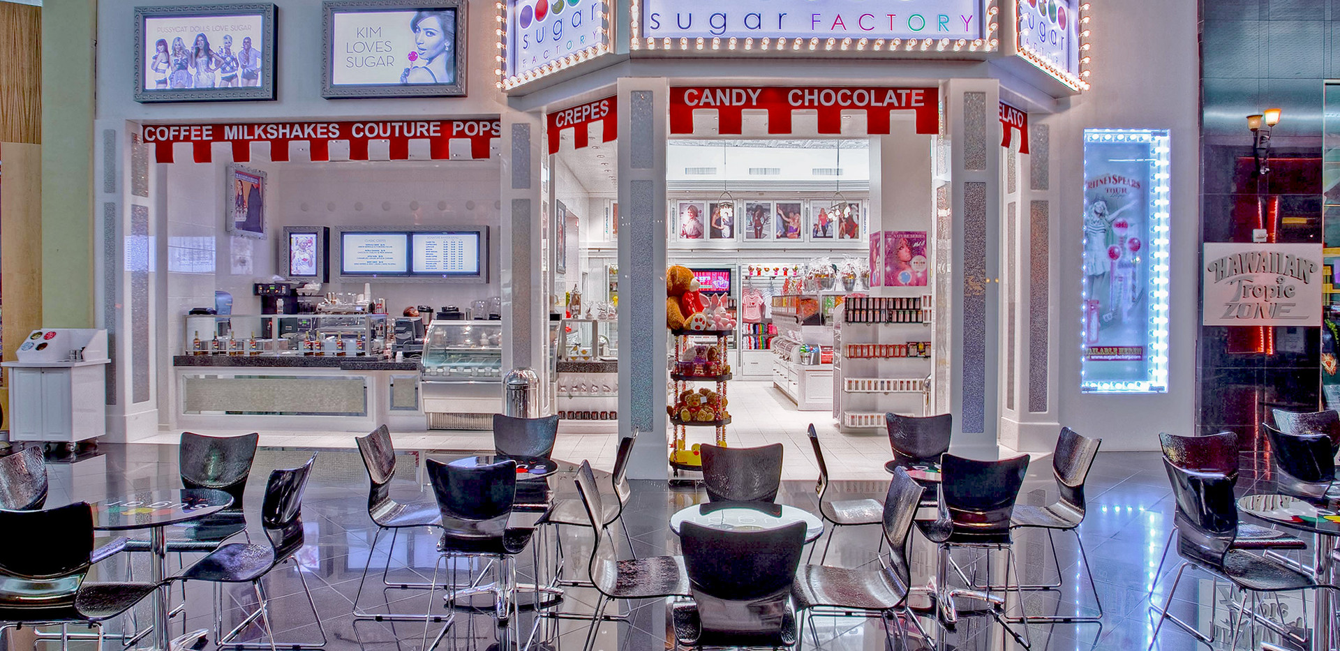 Sugar Factory at Miracle Mile Shops