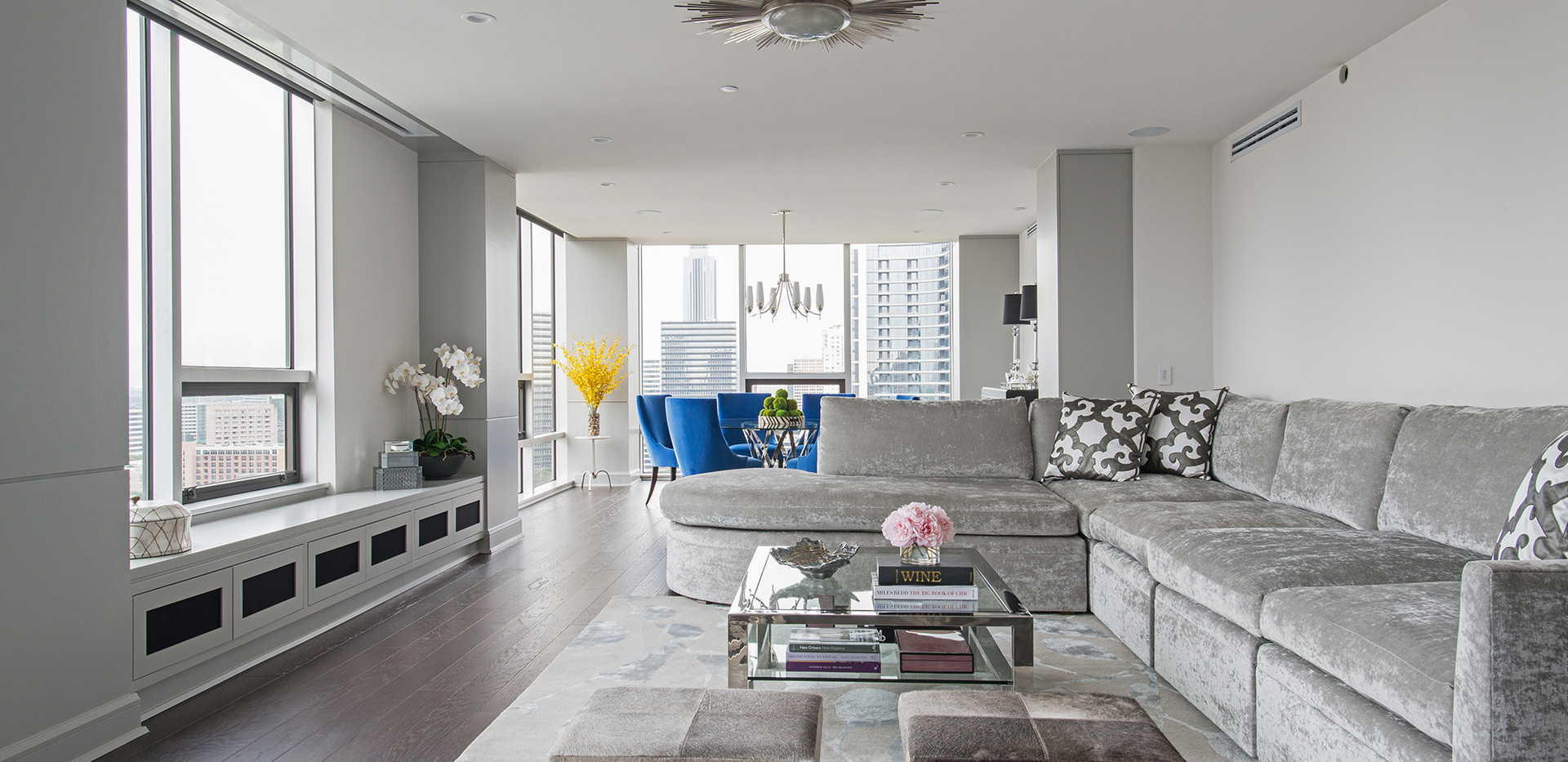 Houston Condominium - FourLeaf Towers