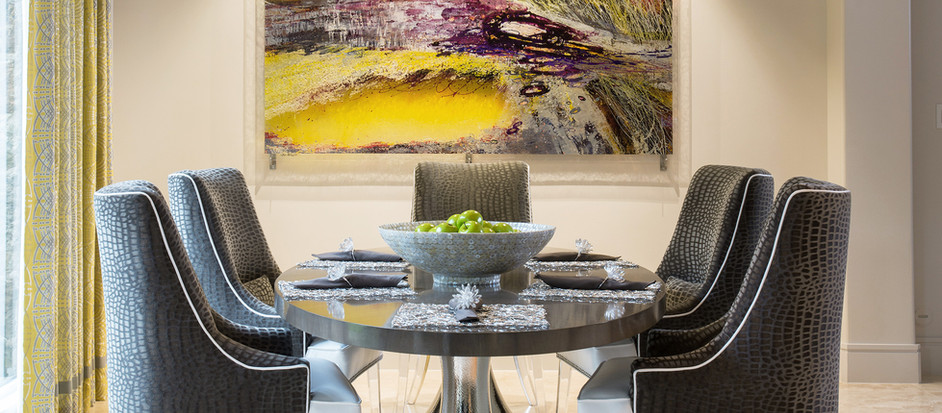 Warm and Welcoming Dining Room Trends of 2020