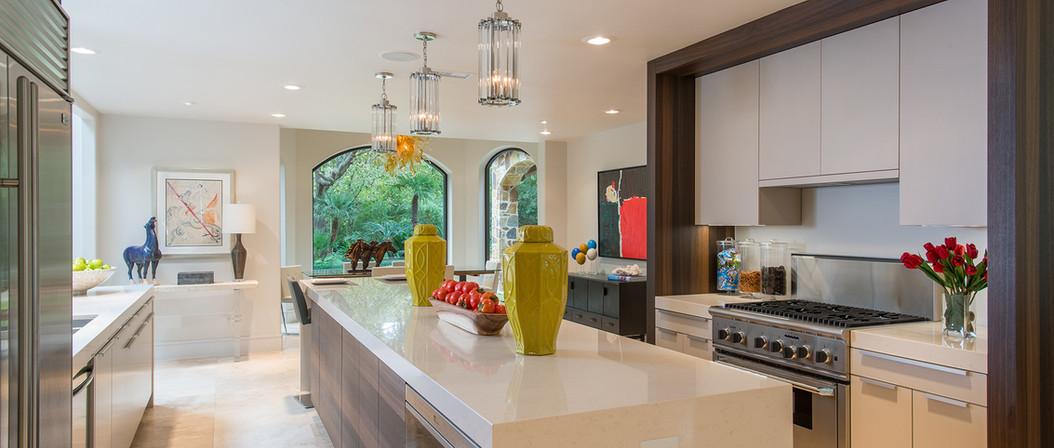 Houston Residence - Mott Lane