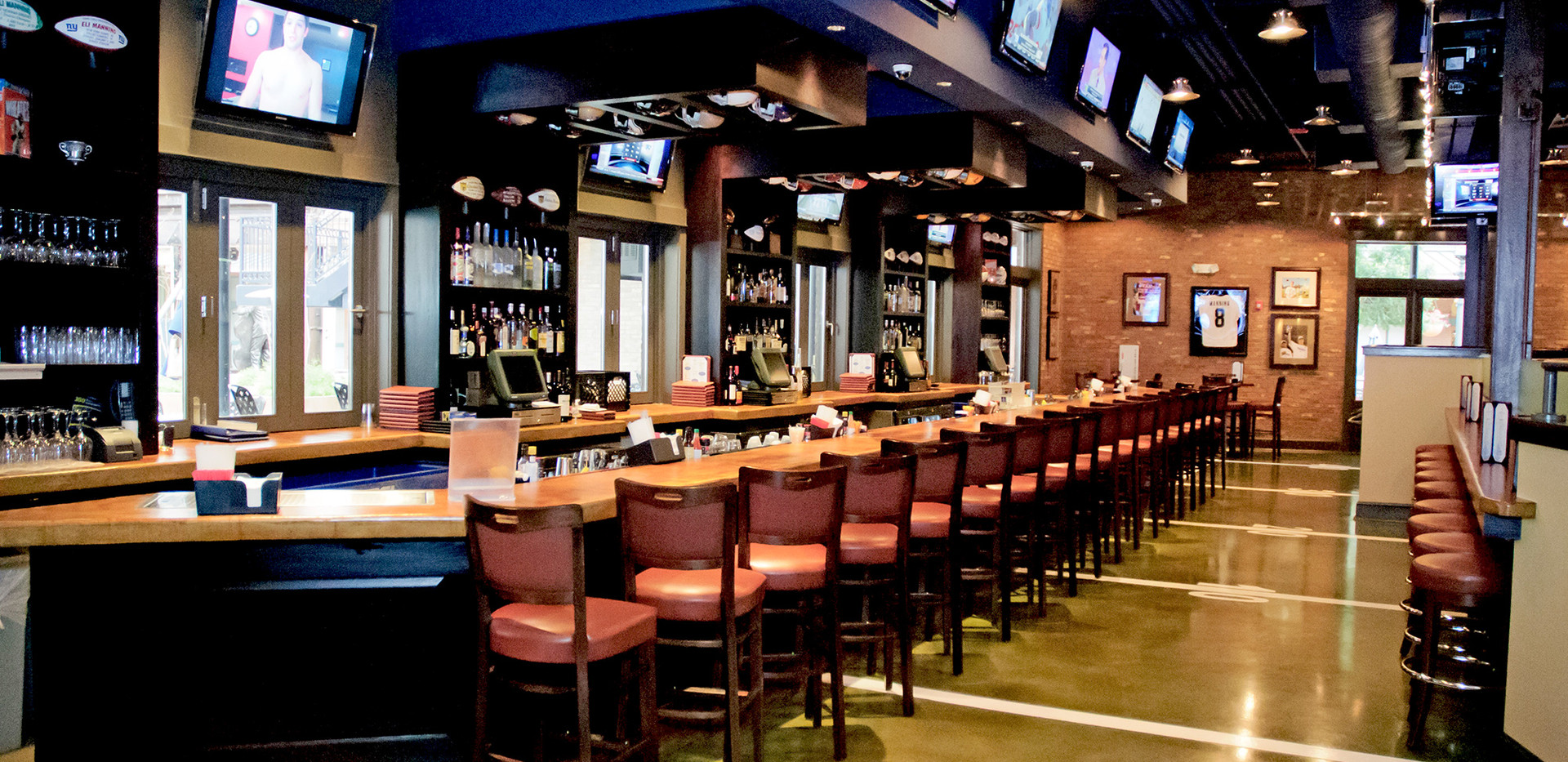 The Manning Sports Bar & Grill