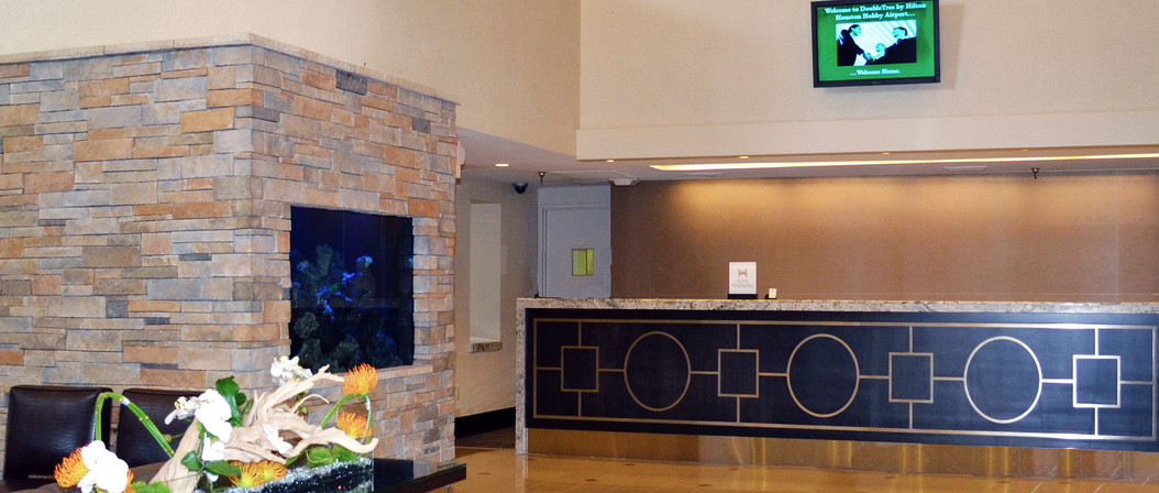 DoubleTree by Hilton Hotel Houston Hobby Airport
