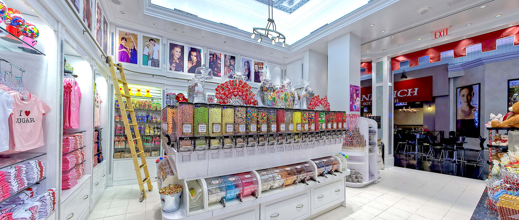 Sugar Factory atMiracle Mile Shops