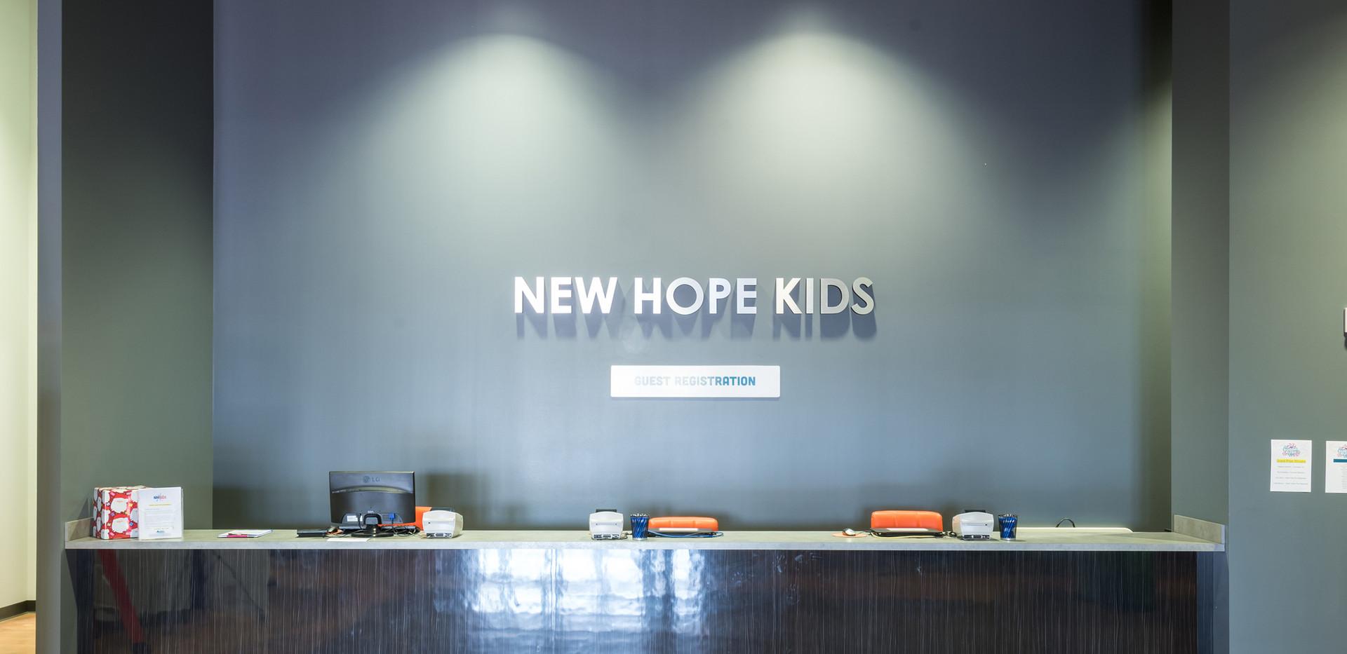 New Hope Church Friendswood