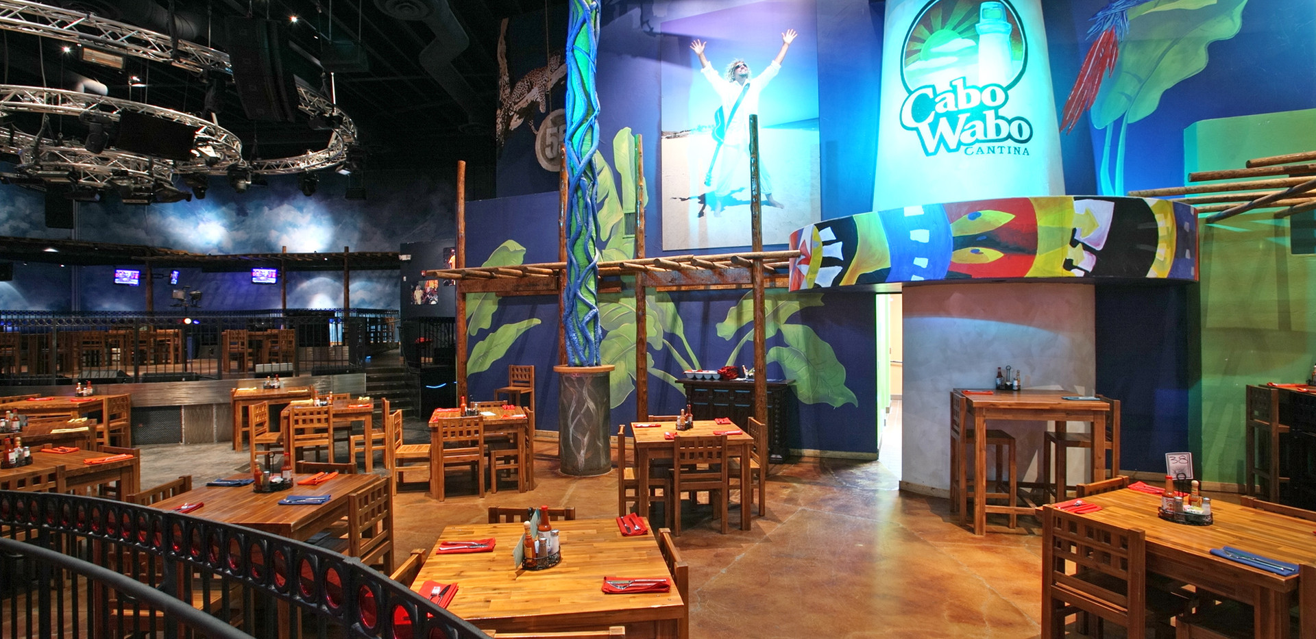 Cabo Wabo Fresno Restaurant & Bar