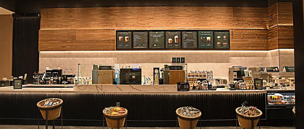 Coushatta Casino Resort Starbucks