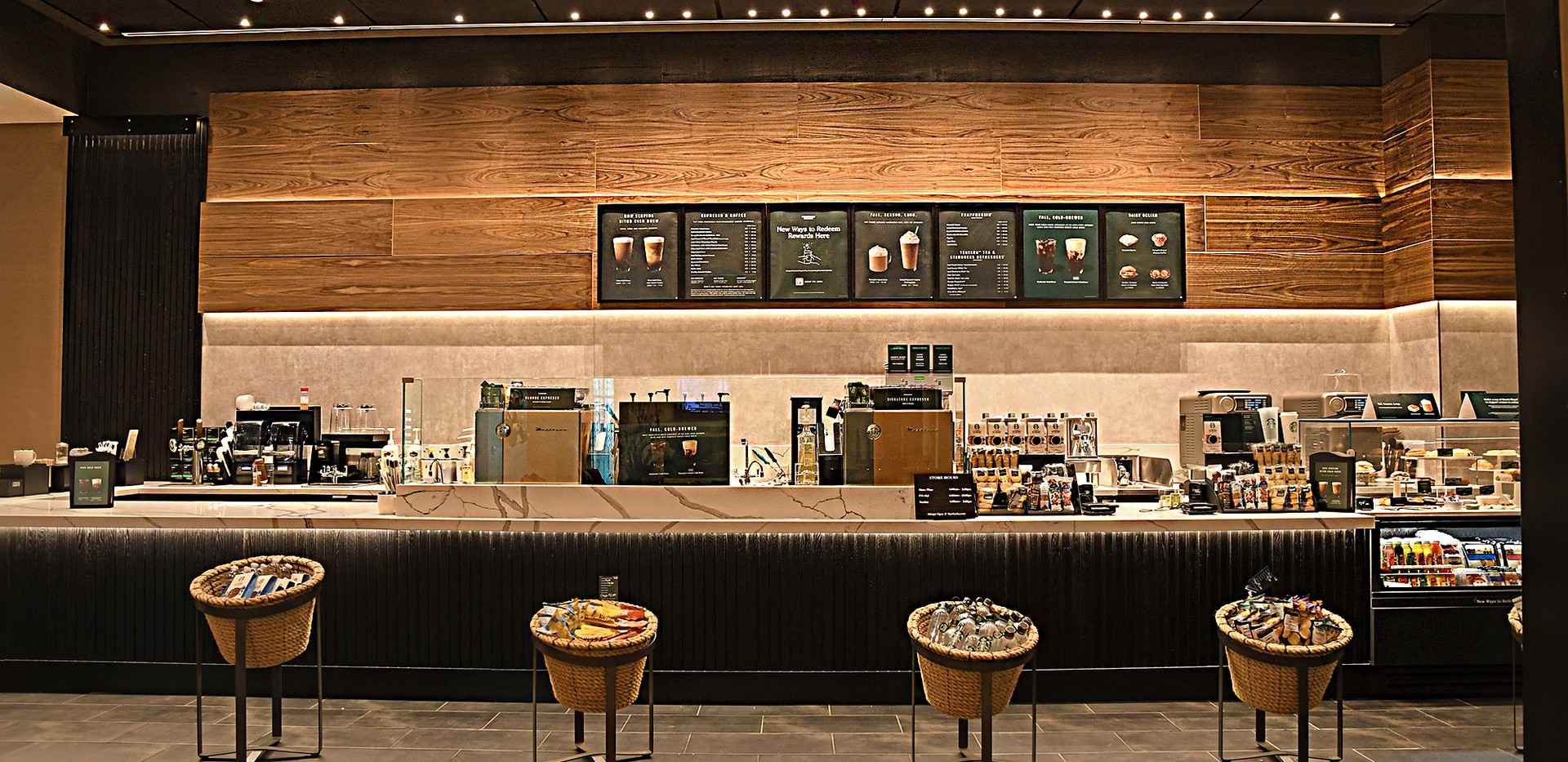 Coushatta Casino Resort Starbucks
