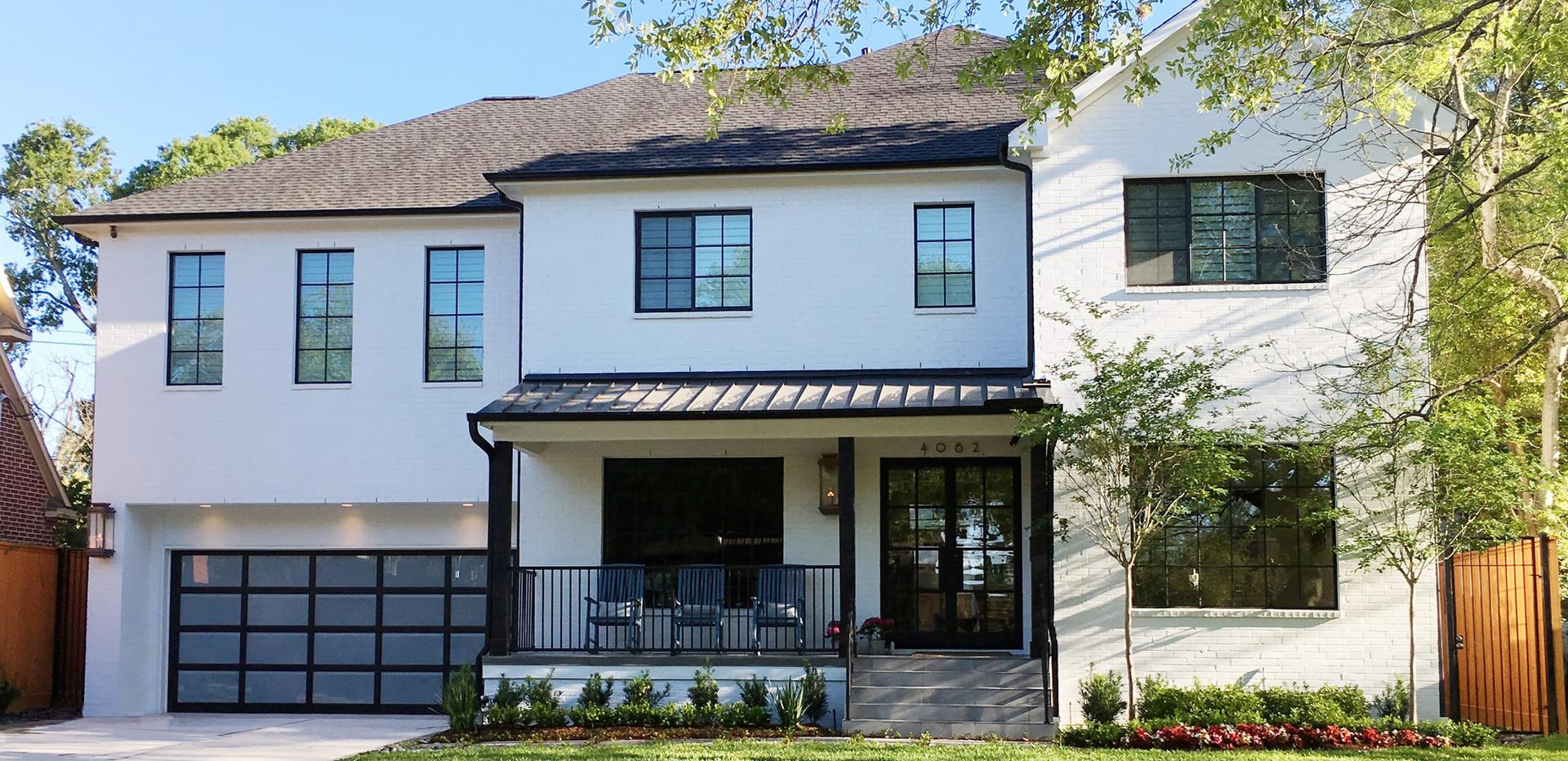 HHouston Residence - Merrick Street