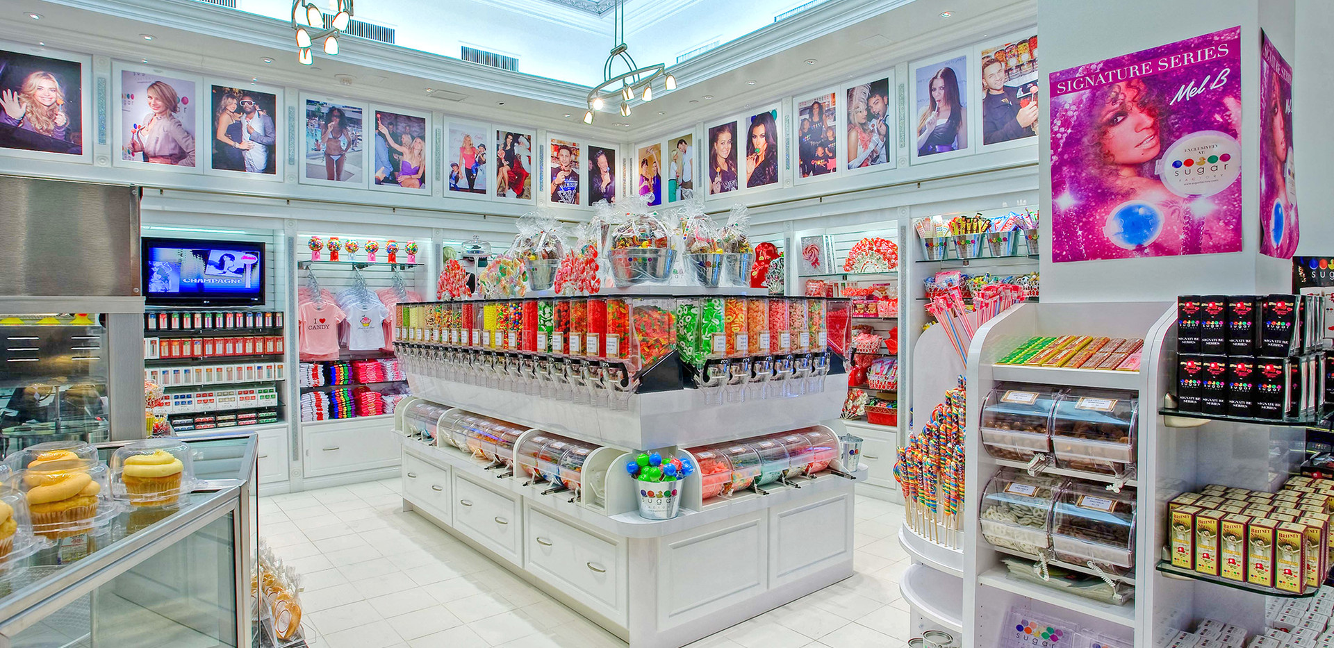 SSugar Factory at Miracle Mile Shops