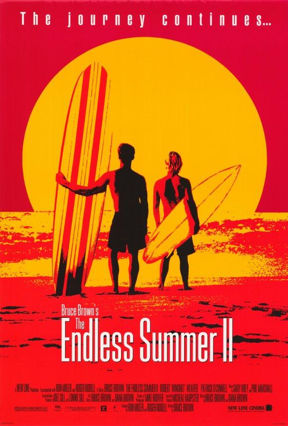 endless-summer-2-movie-poster-1994-praia maresias pousada canto magico1020198433